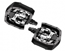 SHIMANO MT50 CLICK'R SPD PEDALS (INC CLEATS)
